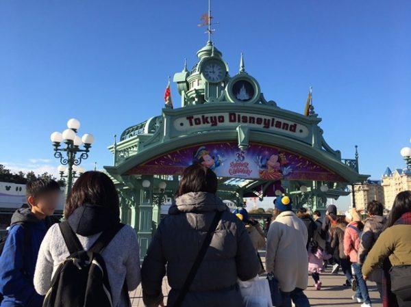 米子 東京 ディズニーランド