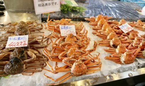 【地元民おすすめ】米子で新鮮な松葉ガニを販売している店3選!