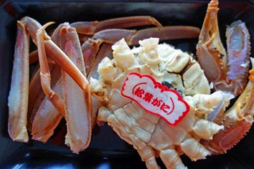 米子で新鮮な松葉ガニを販売している店3選
