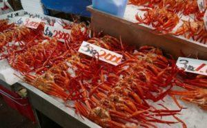 境港魚市場